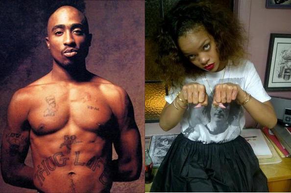 Thug Life Tattoo Tupac Asap Rocky Thug Life Tattoo